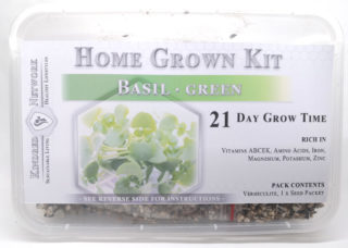 Home Grown Kit Basil